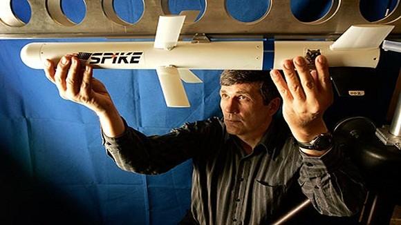 Hải quân Mỹ phát triển tên lửa nhỏ nhất thế giới, nặng chưa tới 3kg ảnh 1