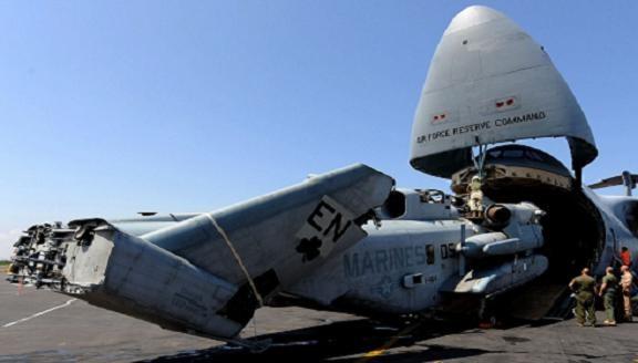 Mỹ nâng cấp 16 siêu máy bay vận tải C-5M Super Galaxy ảnh 2