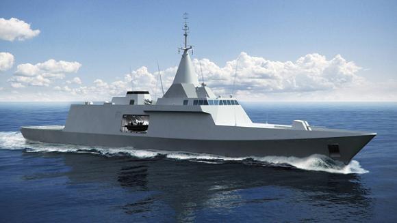 """Ai Cập mua 4 - 6 siêu khinh hạm lớp """"Gowind"""" ảnh 1"""