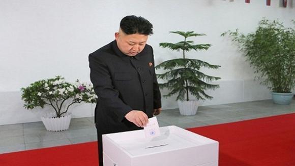Chủ tịch Kim Jong-un trở thành đại biểu quốc hội với số phiếu tuyệt đối ảnh 1