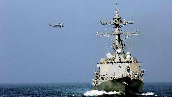 Chiến hạm Mỹ và NATO tập trận khuấy động biển Đen ảnh 1
