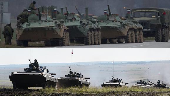 Lực lượng quân sự Nga áp sát biên giới, Ucraina lo bị tấn công ảnh 1