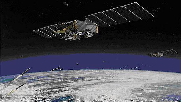 Trung Quốc phóng chùm 24 vệ tinh giám sát tên lửa đạn đạo? ảnh 2