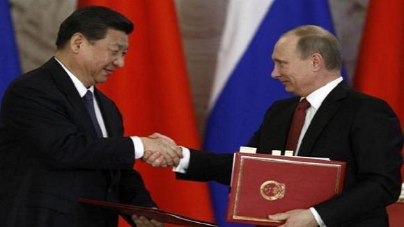 Nga-Mỹ đấu đá, Trung Quốc ung dung hưởng lợi? ảnh 1