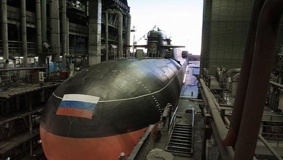 Nga sẽ biên chế hơn 10 tàu ngầm hạt nhân vào năm 2020 ảnh 1
