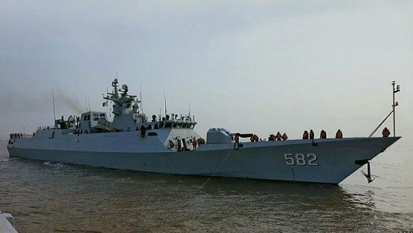 Trung Quốc ồ ạt phát triển tàu hộ vệ hạng nhẹ ảnh 1