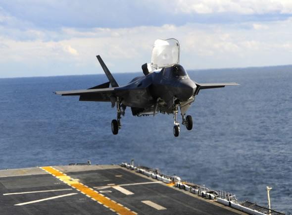 Tàu đổ bộ tấn công số 1 thế giới LHA-6 America gia nhập hải quân Mỹ ảnh 2