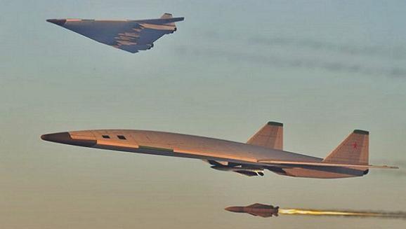 Nga hoàn tất thiết kế máy bay ném bom tàng hình tương lai ảnh 1