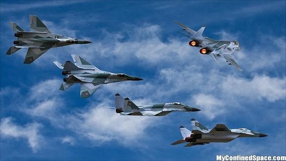 Nga sắm tới 100 siêu tiêm kích đánh chặn MiG-35S ảnh 1