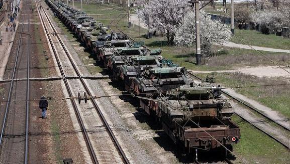 Quân chính phủ ồ ạt tấn công trên khắp khu vực phía đông Ukraine ảnh 1