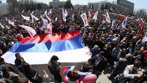 Đối đầu Nga-Mỹ: Bên nào sẽ xuống thang trước? ảnh 1
