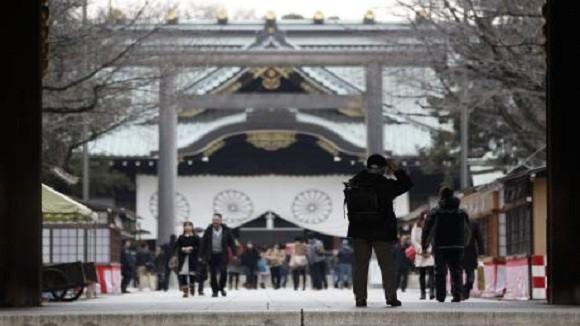 Đền Yasukuni tiếp tục gây sóng gió trong quan hệ Nhật - Trung, Hàn ảnh 1