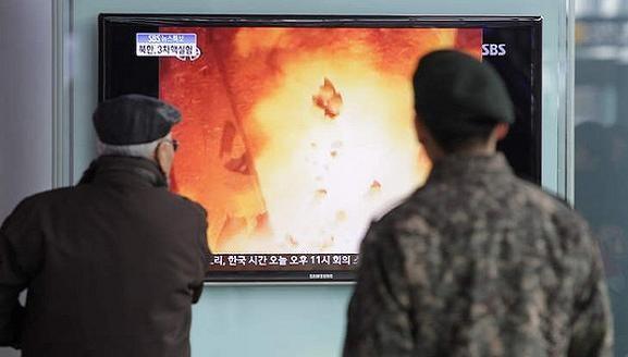 Hàn Quốc thành lập lực lượng đặc biệt giám sát Triều Tiên thử hạt nhân ảnh 1