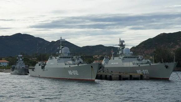 Việt Nam trang bị Palma CIWS khủng cho 2 tàu Gepard 3.9 mới? ảnh 2