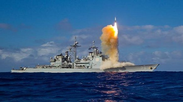 Hàn Quốc phát triển tên lửa phòng thủ thay vì mua SM-3 của Mỹ ảnh 1