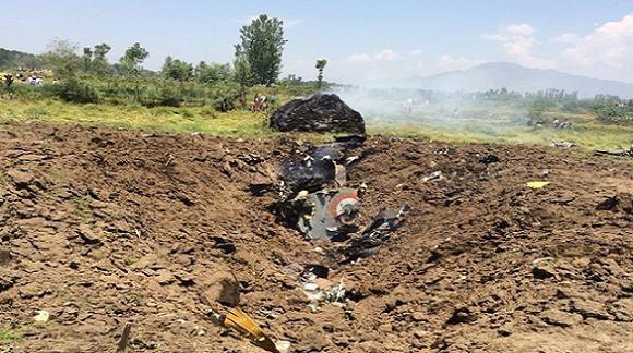 MiG-21 của không quân Ấn Độ rơi, phi công thiệt mạng ảnh 1