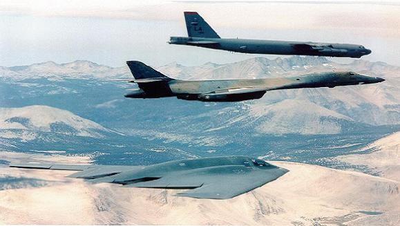Nga-Mỹ và cuộc đua máy bay ném bom chiến lược ảnh 1