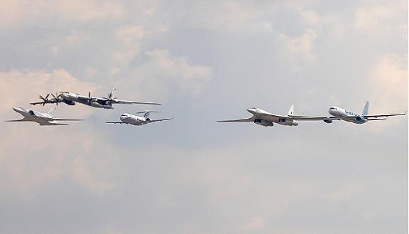 Nga-Mỹ và cuộc đua máy bay ném bom chiến lược ảnh 3