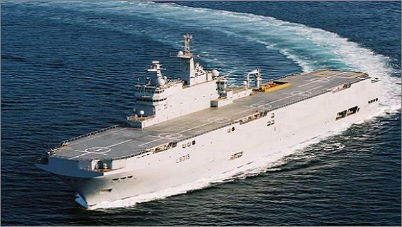 Nghị sỹ Mỹ thúc Pháp bán tàu chiến Mistral cho NATO thay vì Nga ảnh 2