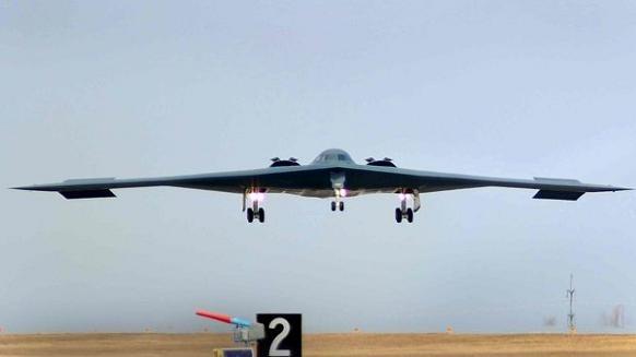 Mỹ triển khai 2 siêu máy bay tàng hình B-2 tới châu Âu, đối trọng với Nga ảnh 1