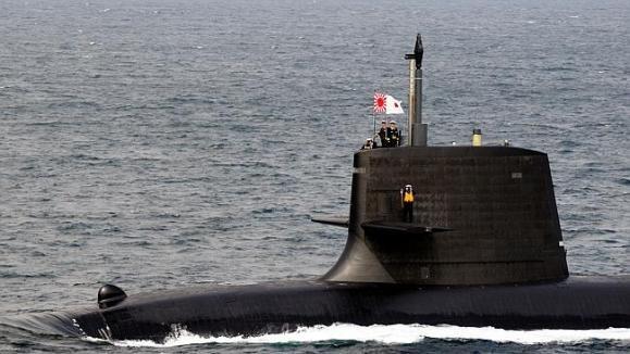 Nhật Bản, Australia hợp tác phát triển tàu ngầm tàng hình ảnh 1
