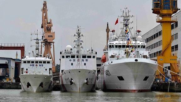 Điều thêm tàu Hải Cảnh 5.000 tấn, Trung Quốc cụ thể hoá âm mưu độc chiếm biển Đông ảnh 1