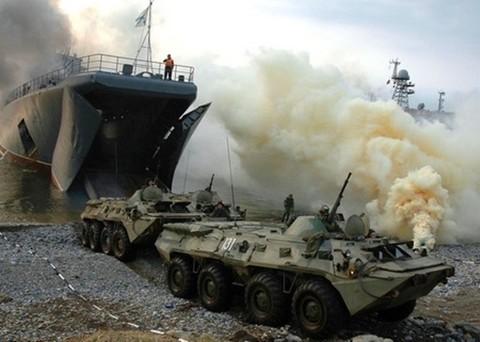 Nga tập trận, Mỹ và NATO sẽ xây căn cứ quân sự vây chặt Nga? ảnh 1