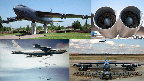 """""""Ông lão"""" B-52H trang bị thêm """"mắt thần"""" để """"cải lão hoàn đồng"""" ảnh 1"""