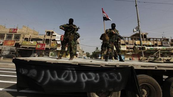 Mỹ hỗ trợ kỹ thuật cho lực lượng cực đoan tiến hành khủng bố tại Iraq ảnh 1