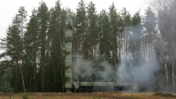 Nga phủ nhận triển khai ICBM Topol-M sang Lugansk ảnh 1