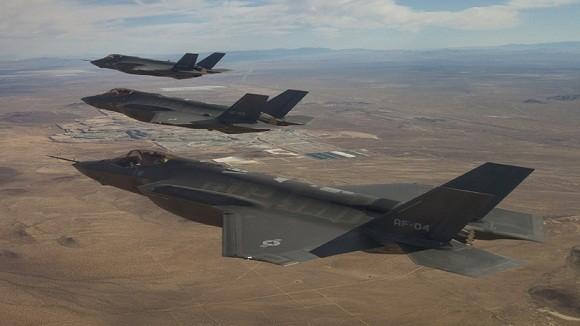 Tại sao Mỹ hủy kế hoạch đưa siêu chiến đấu cơ F-35 vượt Đại Tây Dương? ảnh 1