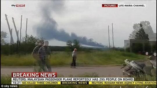 Boeing 777 của Malaysia bị tên lửa phòng không Buk bắn hạ ở độ cao 10km? ảnh 2