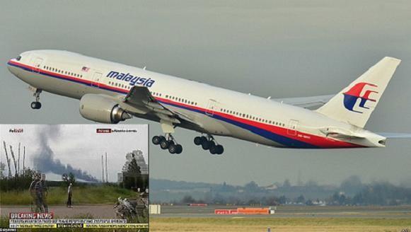 Boeing 777 của Malaysia bị tên lửa phòng không Buk bắn hạ ở độ cao 10km? ảnh 1