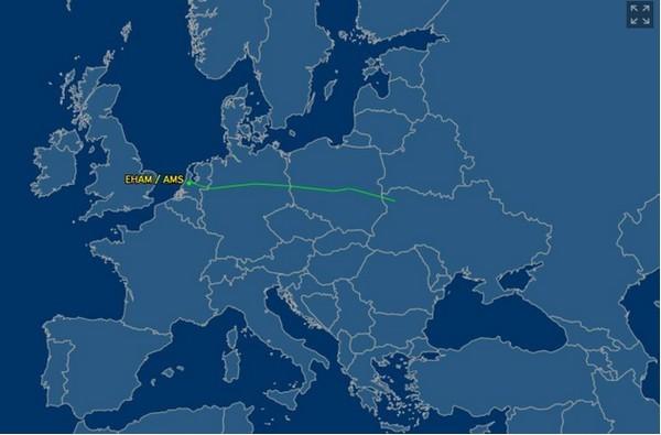Boeing 777 của Malaysia bị tên lửa phòng không Buk bắn hạ ở độ cao 10km? ảnh 3