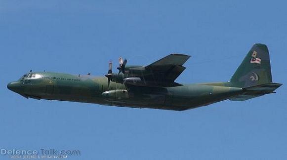 Không quân Malaysia triển khai 2 máy bay C-130 tới Ukraine ảnh 1