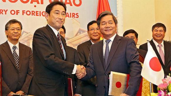 Nhật Bản viện trợ không hoàn lại 6 tàu tuần tra cho Việt Nam ảnh 1