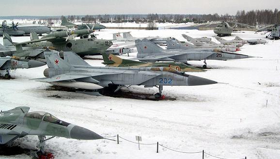 Siêu máy bay đánh chặn MiG-31 chưa thể vắng bóng trong quân đội Nga ảnh 2
