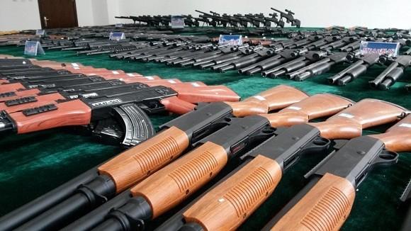 """Buôn lậu """"vũ khí nóng"""" tràn lan tại Trung Quốc ảnh 5"""