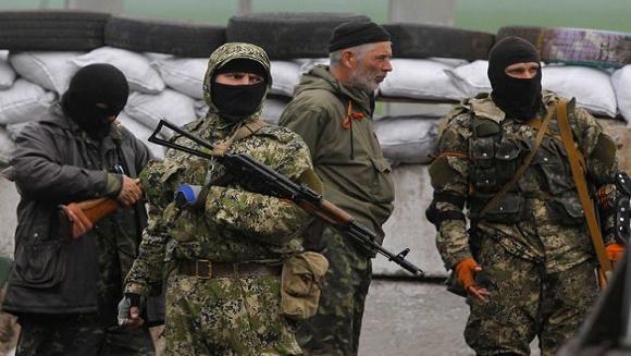 Ukraine bắt giam chiến binh Slovakia chiến đấu cho lực lượng ly khai ảnh 1
