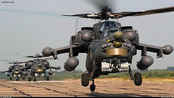 """Iraq sắm """"Thợ săn đêm"""" Mi-28N của Nga để đánh IS ảnh 1"""