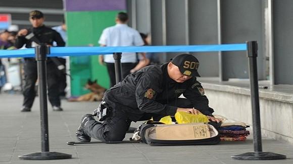 Philippines phá âm mưu đánh bom đại sứ quán Trung Quốc ảnh 1
