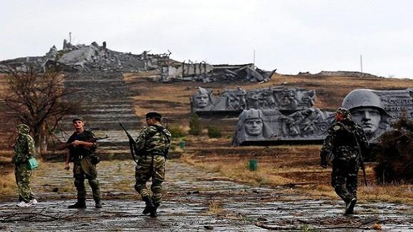 OSCE: Không thể dùng biện pháp quân sự ở đông nam Ukraine ảnh 1