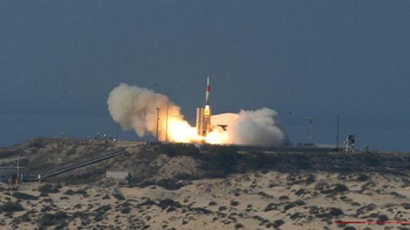 Radar Nga phát hiện tên lửa đạn đạo bay từ Địa Trung Hải về phía Israel ảnh 1