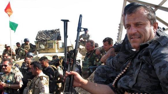 Anh cung cấp súng máy hạng nặng và huấn luyện người Kurd chống IS ảnh 1