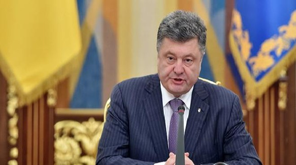Ukraine cam kết giải quyết khủng hoảng thông qua đối thoại ảnh 1