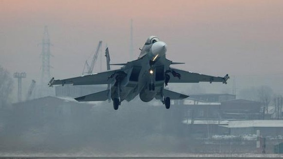 Nga triển khai Su-30, kiểm soát hoàn toàn chương trình cá heo chiến đấu tại Crimea ảnh 1