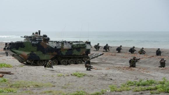 Mỹ - Philippines chuẩn bị tập trận đổ bộ cực lớn trên biển Đông ảnh 1