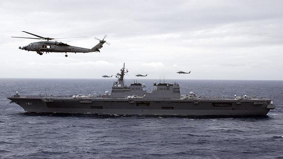Nhật mua vũ khí tấn công tầm xa của Mỹ đối phó Trung Quốc ảnh 1
