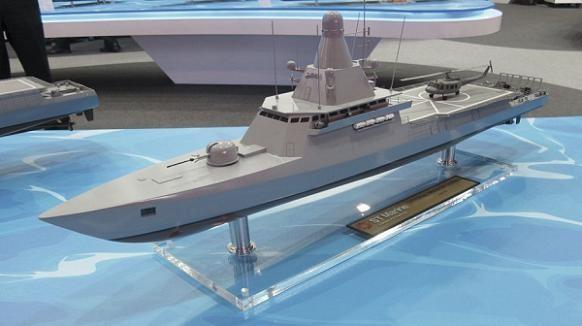 Singapore khởi đóng 8 tàu tuần duyên LMV khủng ảnh 2
