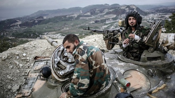 Quân đội Syria tiêu diệt được 37 chiến binh IS ảnh 1